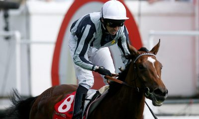 Light Shift and Ted Durcan wins the 2007 OaksOaks with